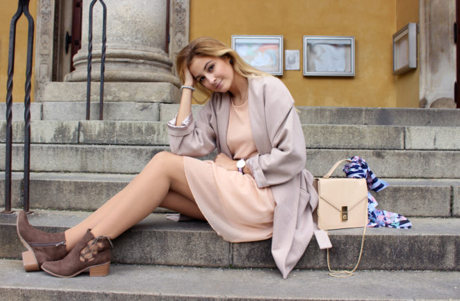 Nude on Nude – Spring Look