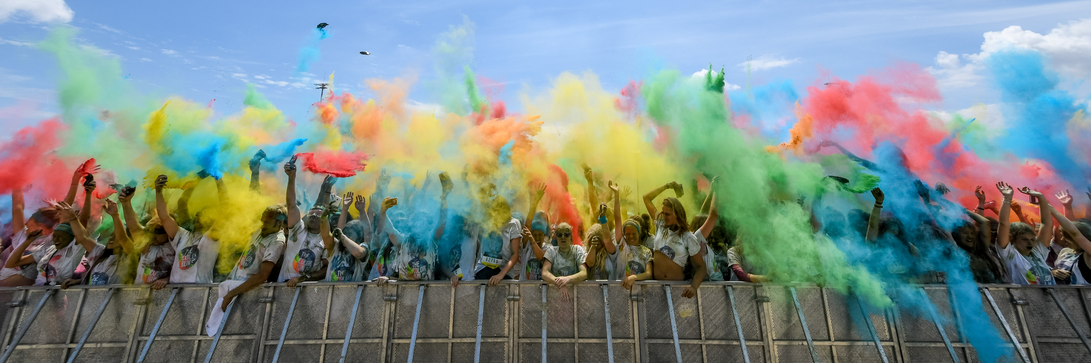 Color Run München 2016