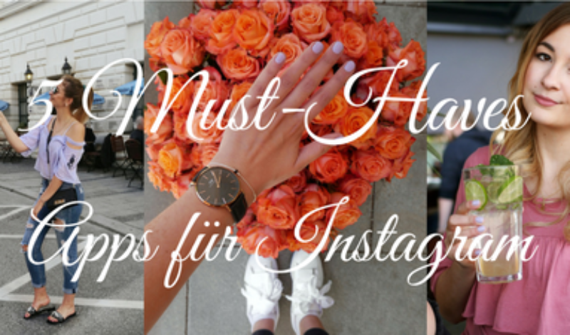 Instagram: 5 Must-Have Apps